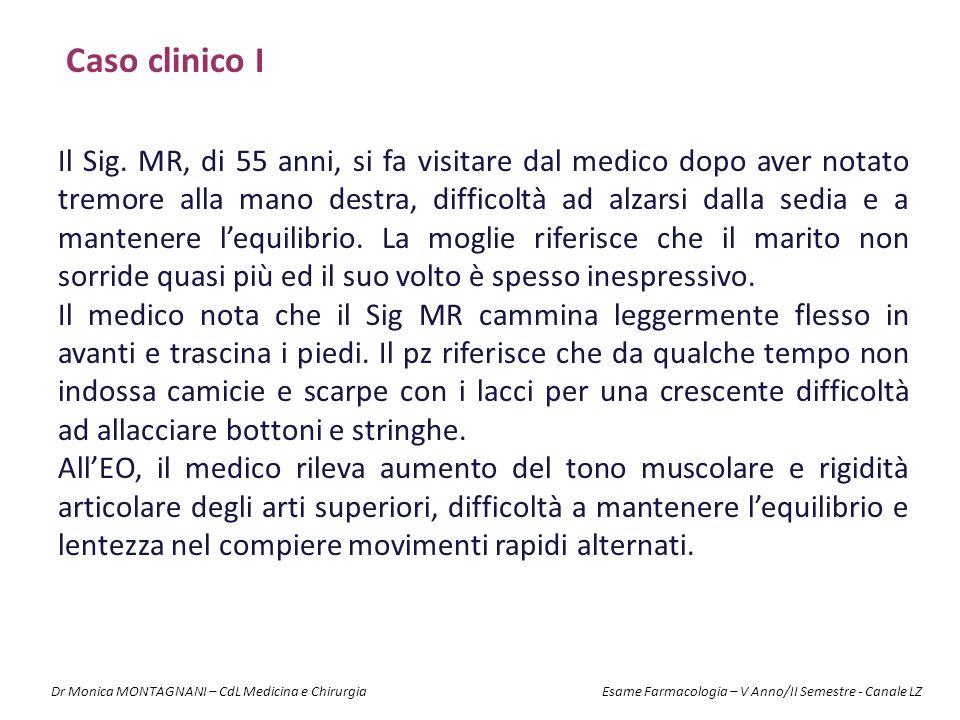Caso clinico I