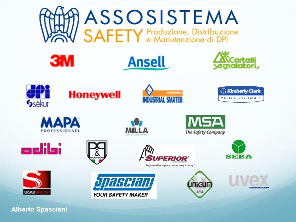 Assosistema-Safety rappresenta in Confindustria le imprese che producono, distribuiscono e mantengono in stato di efficienza i dispositivi di protezione individuale (DPI) e collettiva, per la tutela e la salute dei lavoratori di tutti i settori merceologici e che hanno sottoscritto un comune codice etico che le impegna al rispetto di tutte le leggi e regolamenti in materia di sicurezza.