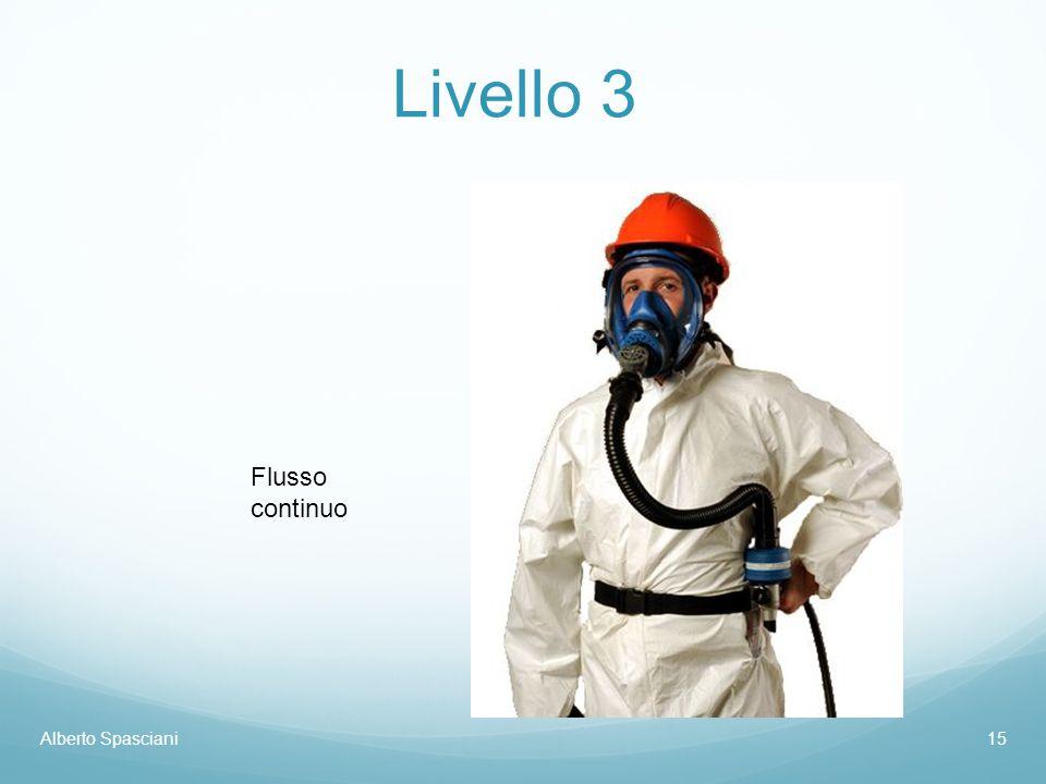 Livello 3 Flusso continuo Alberto Spasciani