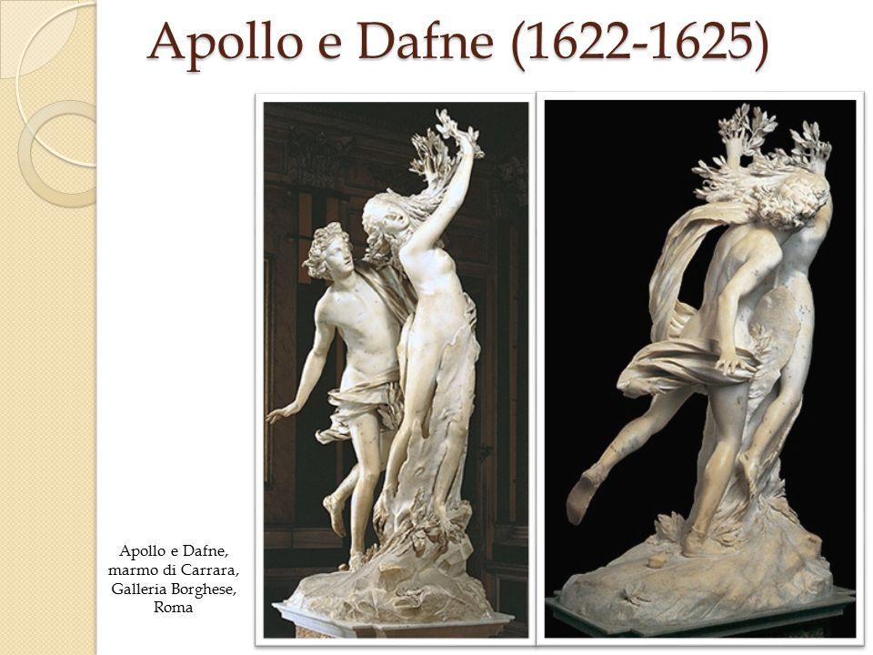 Apollo e Dafne, marmo di Carrara, Galleria Borghese, Roma