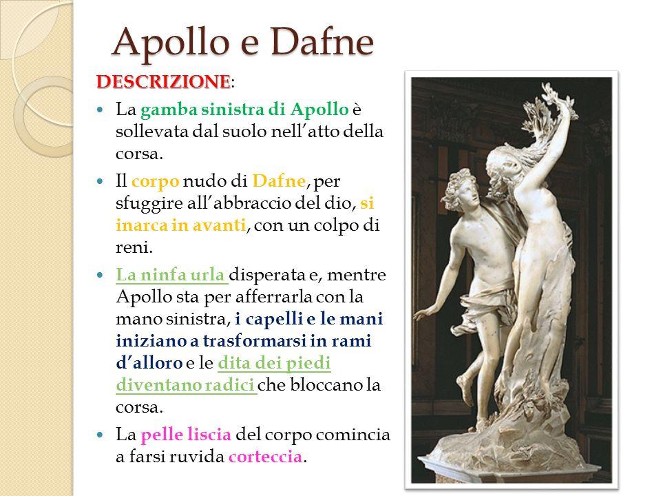 Apollo e Dafne DESCRIZIONE: