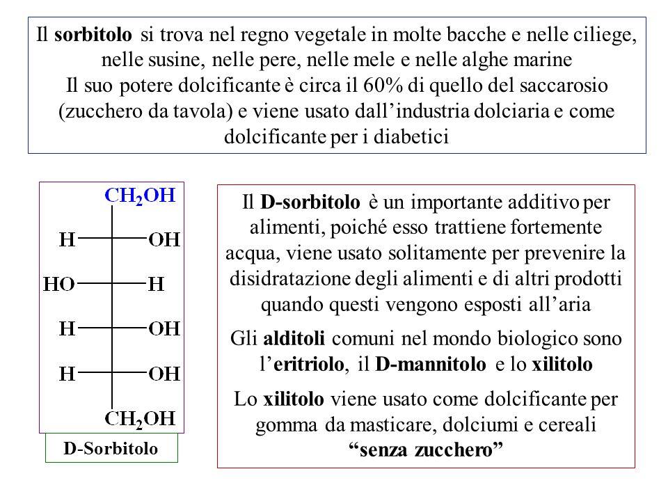 Il sorbitolo si trova nel regno vegetale in molte bacche e nelle ciliege, nelle susine, nelle pere, nelle mele e nelle alghe marine