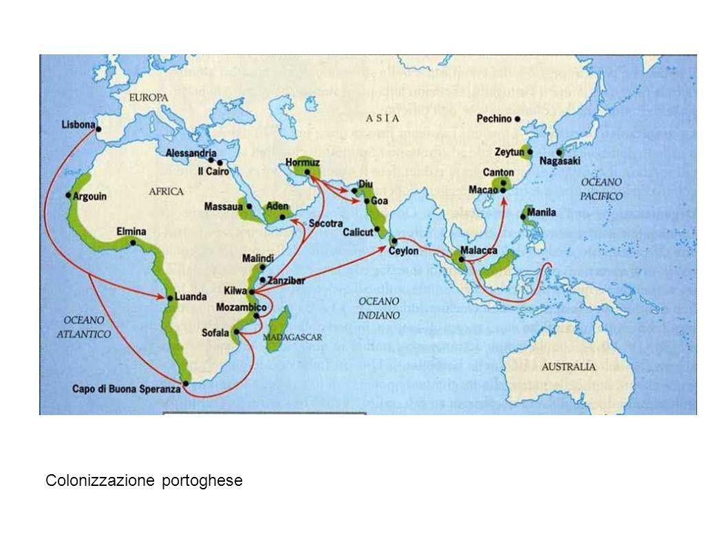 Colonizzazione portoghese