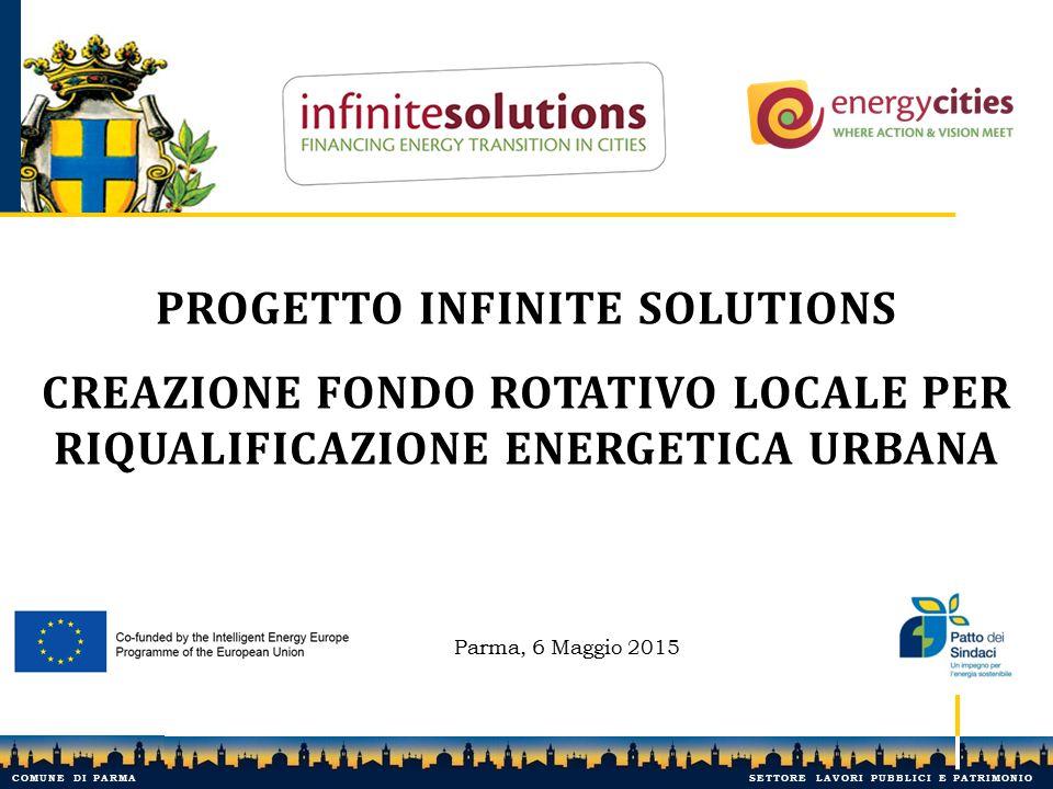 Progetto Infinite Solutions