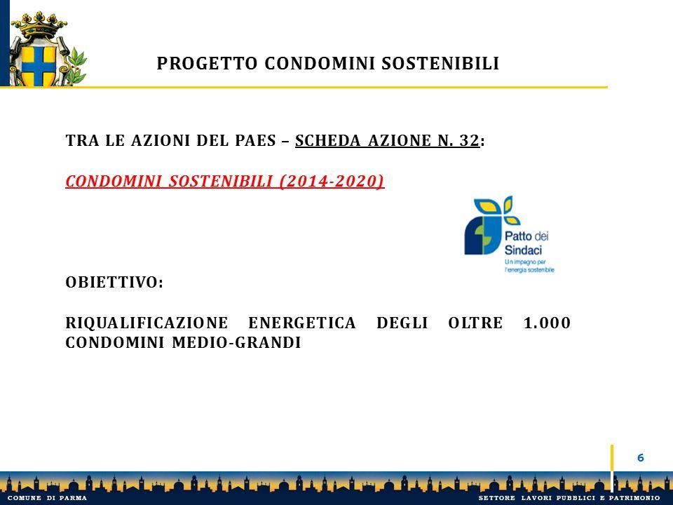 Progetto Condomini Sostenibili
