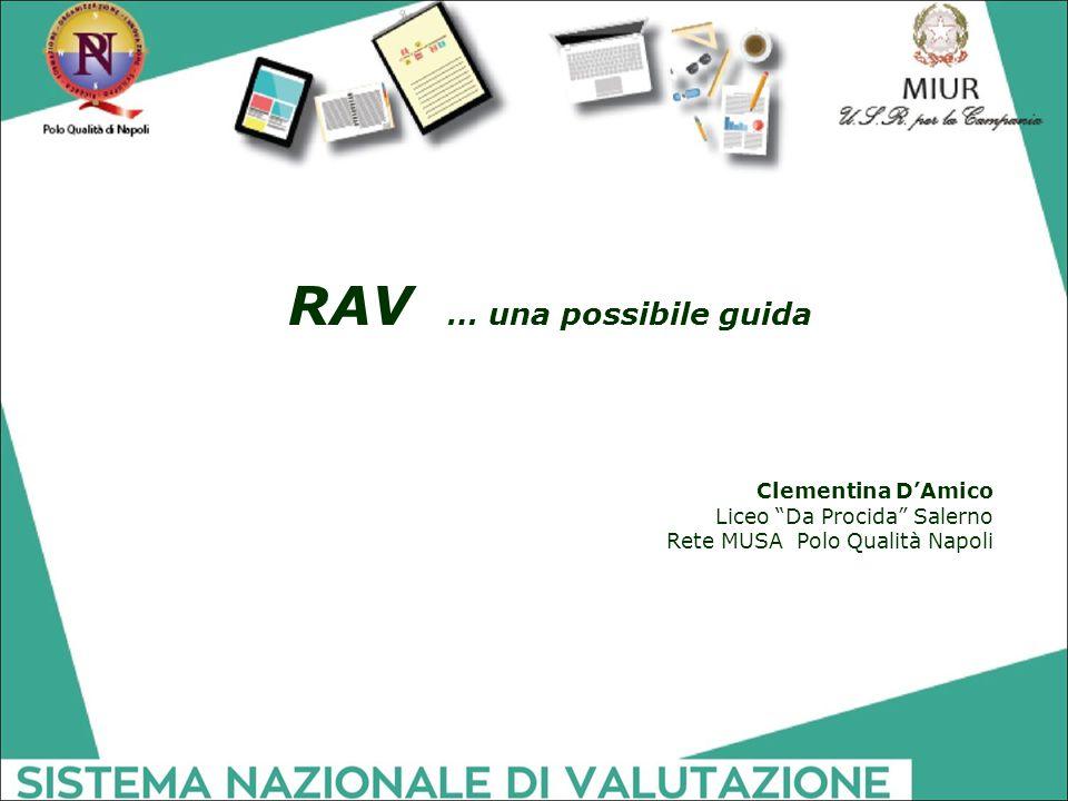 RAV … una possibile guida