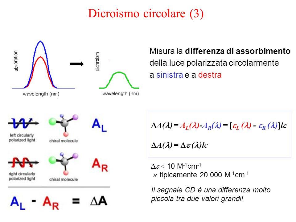 Dicroismo circolare (3)