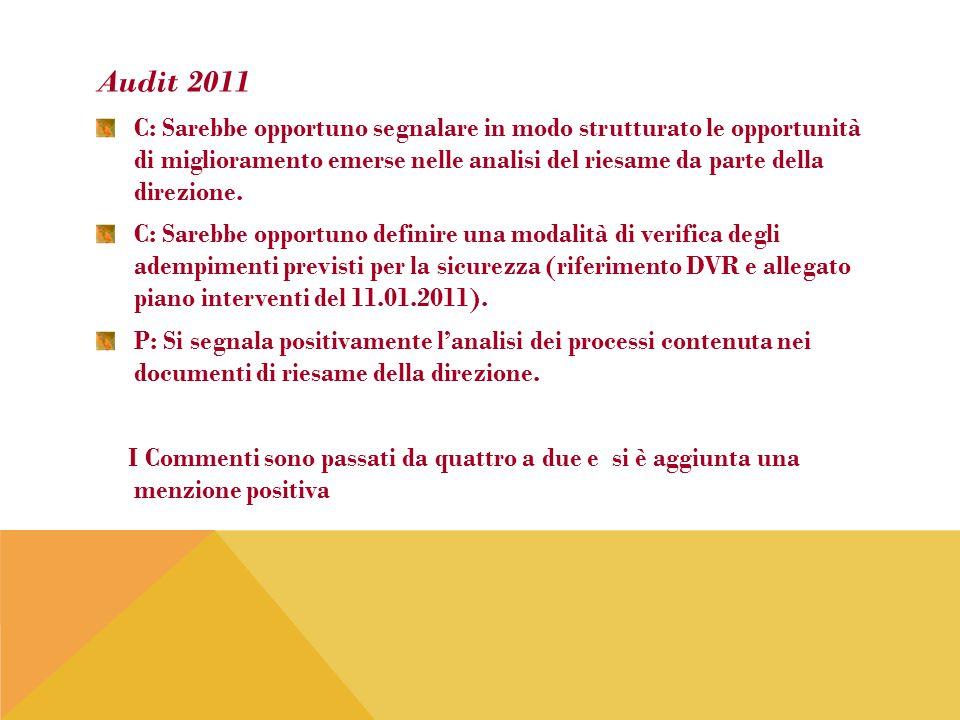 Audit 2011