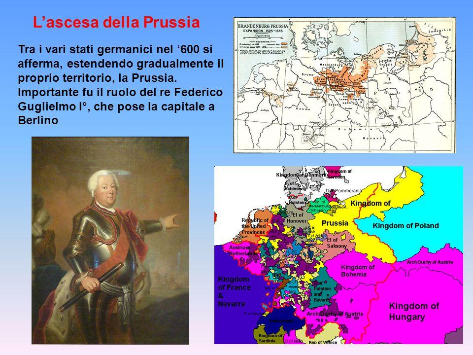 L'ascesa della Prussia