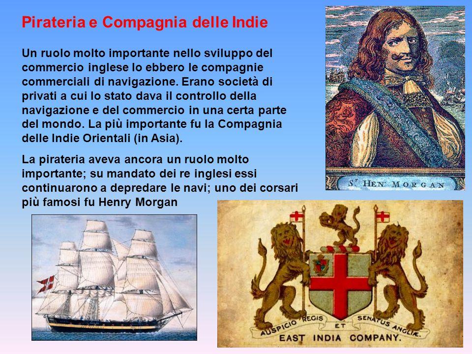 Pirateria e Compagnia delle Indie