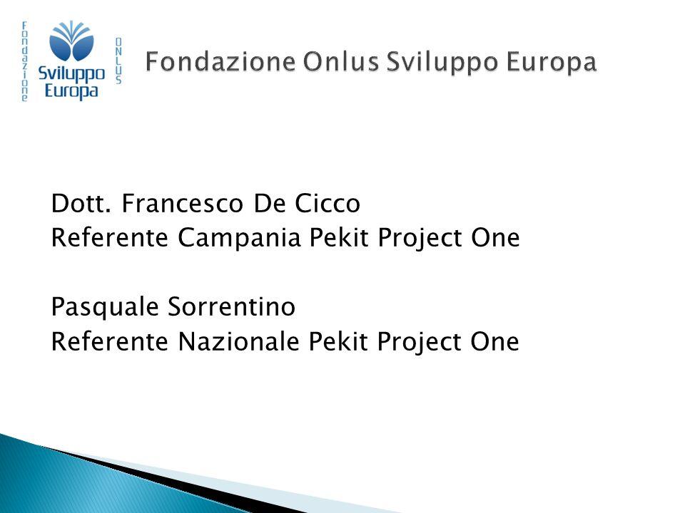 Fondazione Onlus Sviluppo Europa