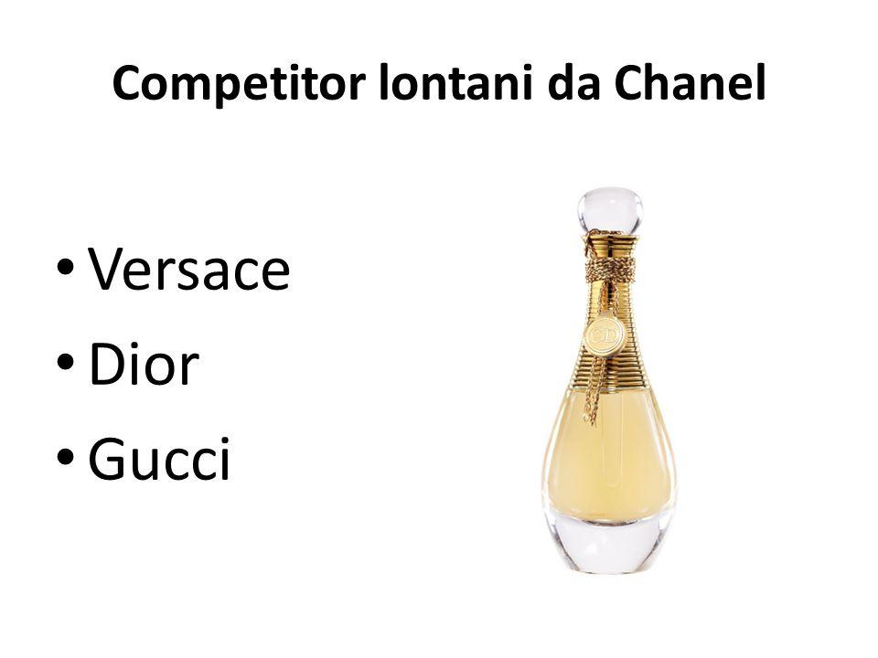 Competitor lontani da Chanel