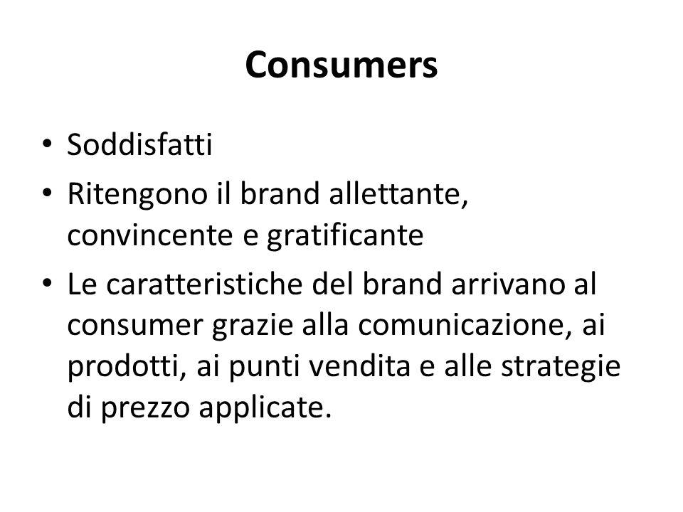 Consumers Soddisfatti