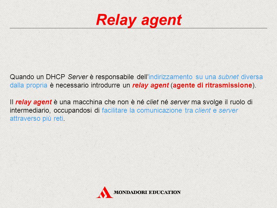 Relay agent
