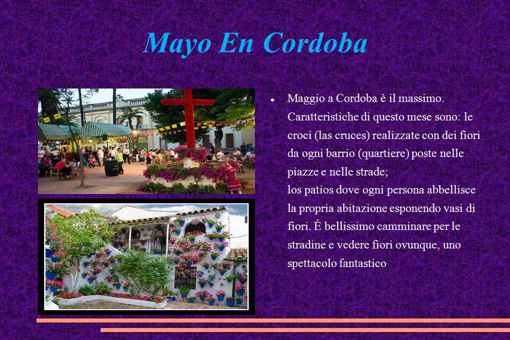 Mayo En Cordoba