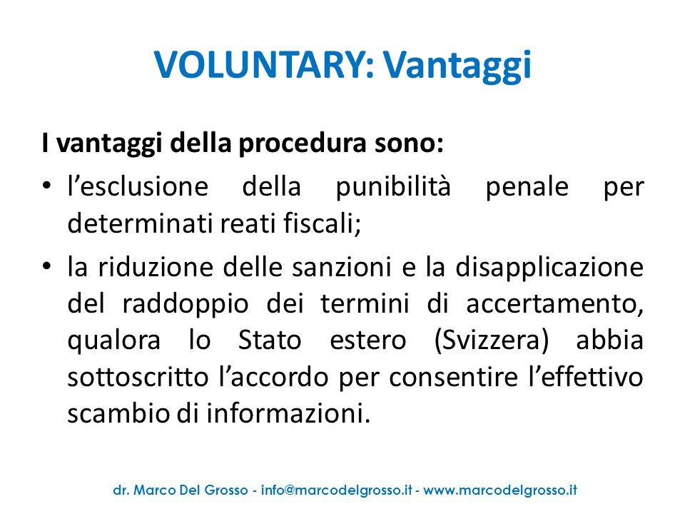 dr. Marco Del Grosso - info@marcodelgrosso.it - www.marcodelgrosso.it