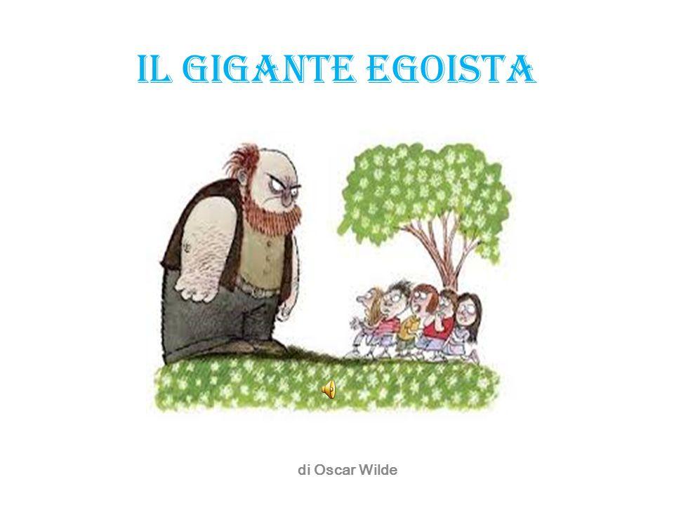 Il gigante egoista di Oscar Wilde