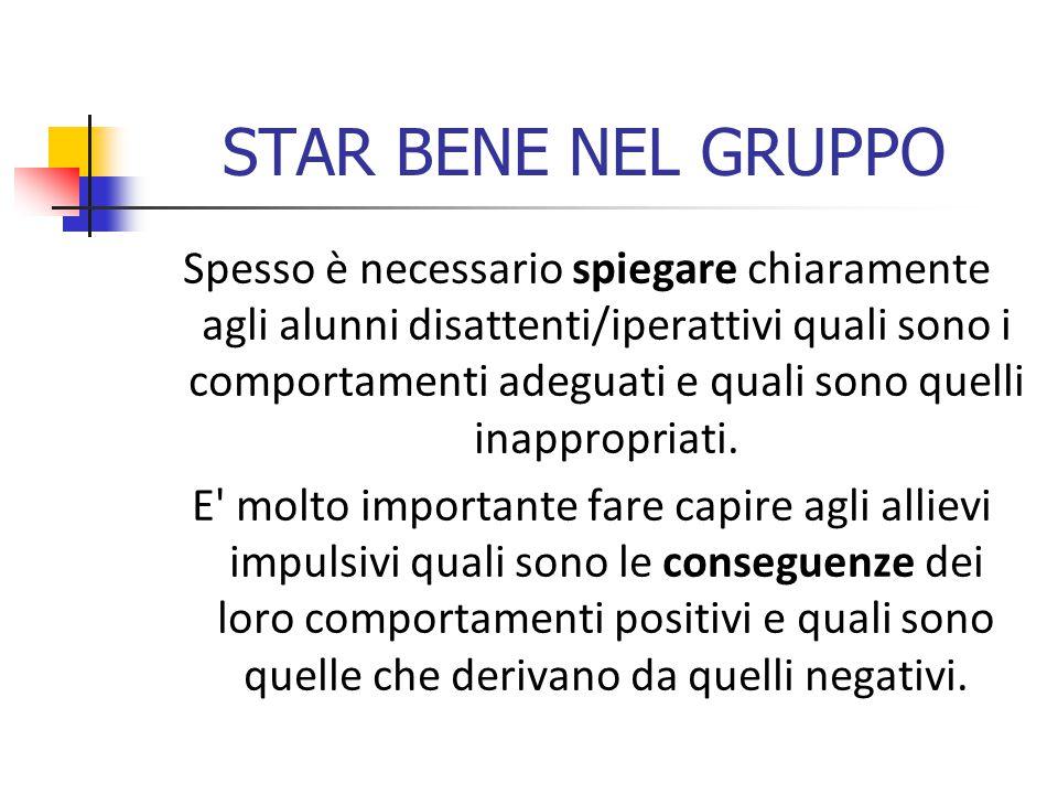 STAR BENE NEL GRUPPO