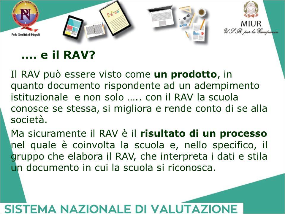 …. e il RAV