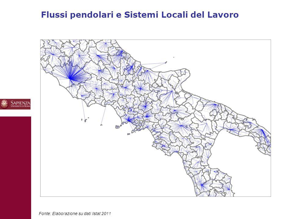 Flussi pendolari e Sistemi Locali del Lavoro