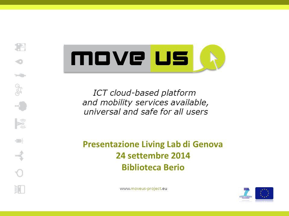 Presentazione Living Lab di Genova