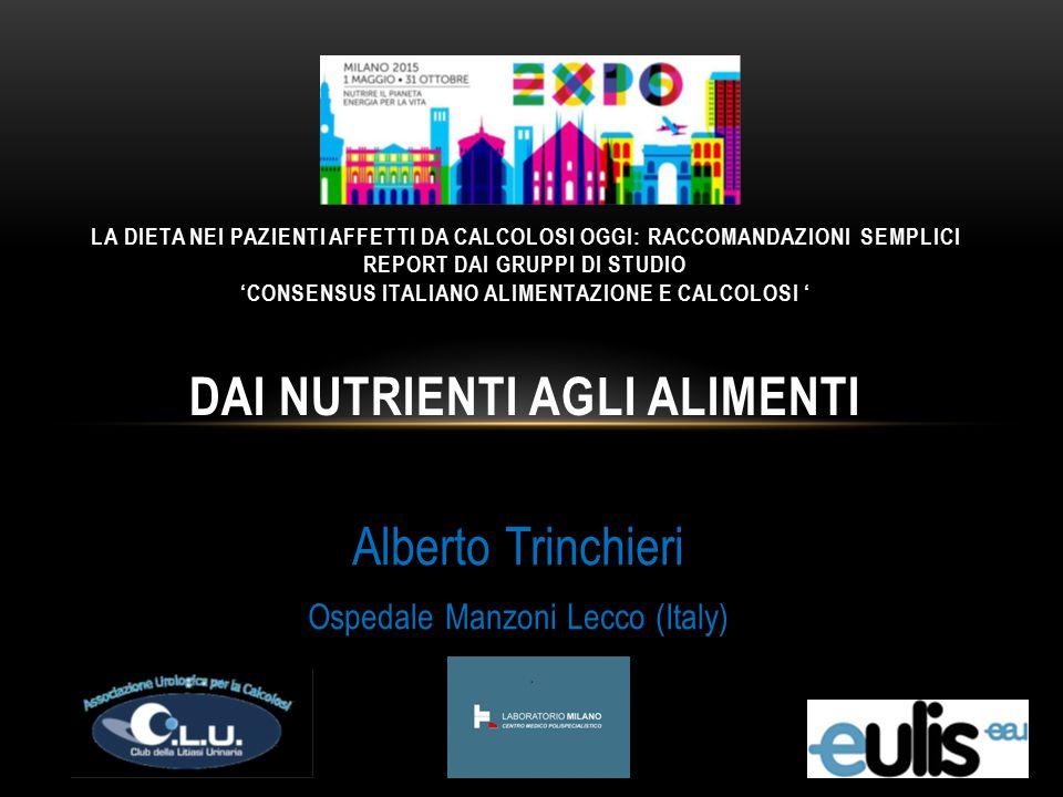 Alberto Trinchieri Ospedale Manzoni Lecco (Italy)