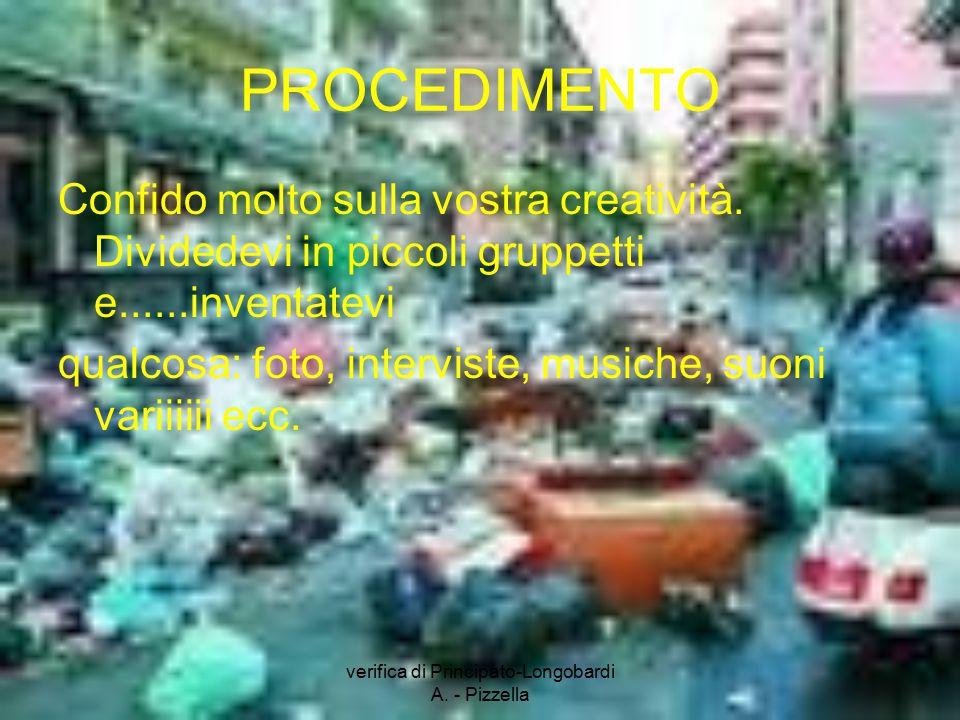 verifica di Principato-Longobardi A. - Pizzella