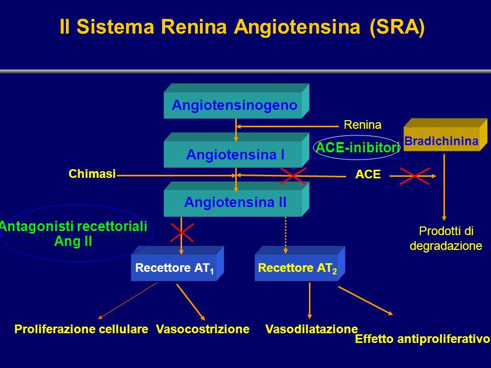 Il Sistema Renina Angiotensina (SRA)