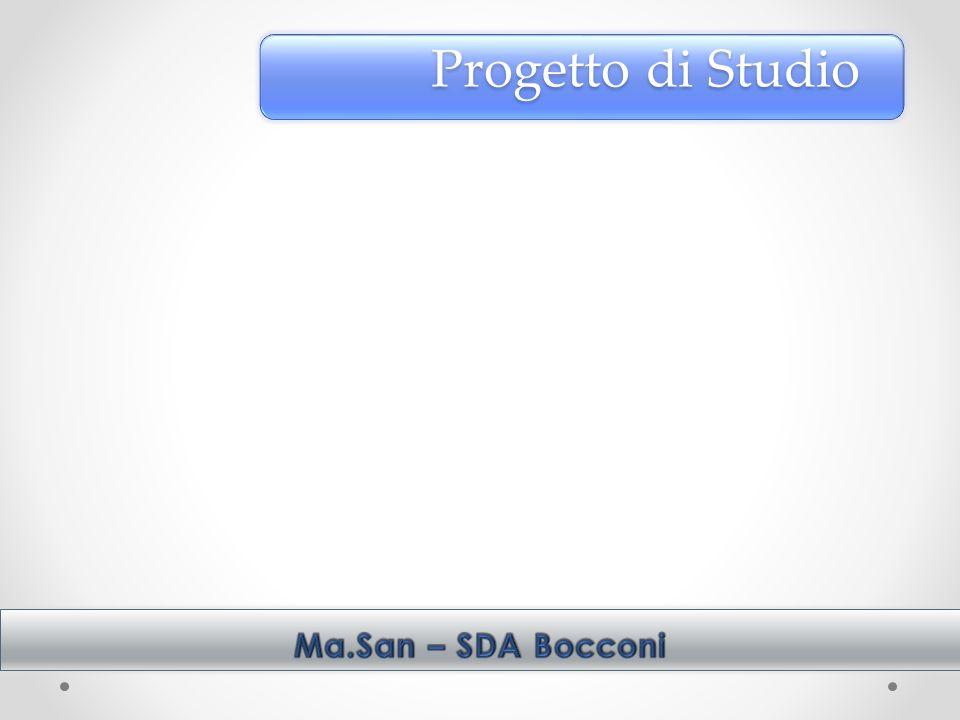 Progetto di Studio Ma.San – SDA Bocconi