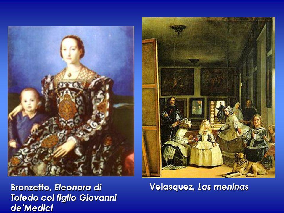 Bronzetto, Eleonora di Toledo col figlio Giovanni de'Medici