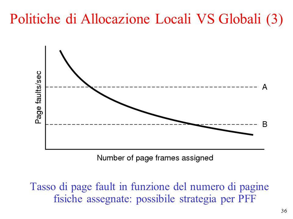 Politiche di Allocazione Locali VS Globali (3)