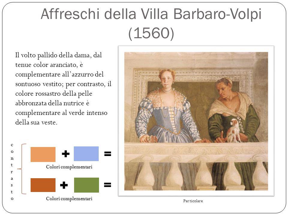 Affreschi della Villa Barbaro-Volpi (1560)