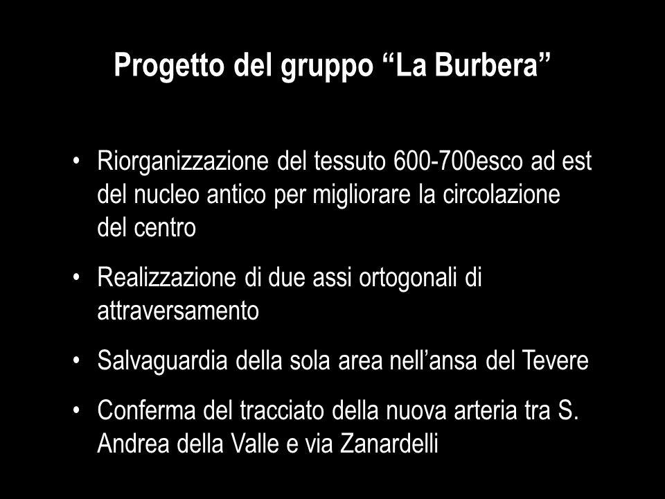 Progetto del gruppo La Burbera