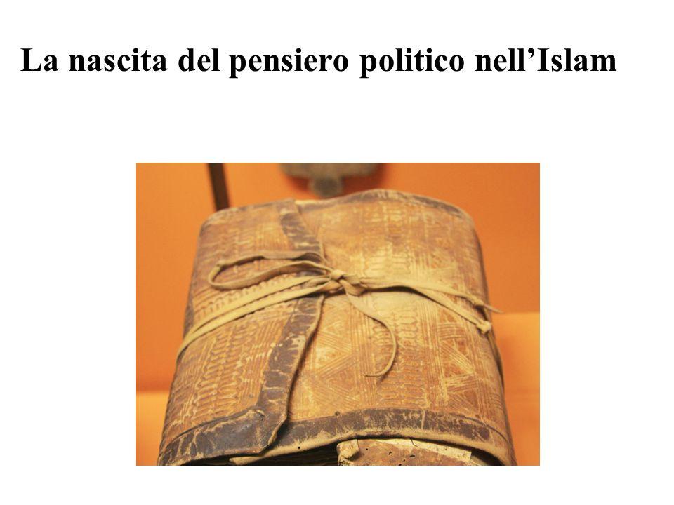 La nascita del pensiero politico nell'Islam