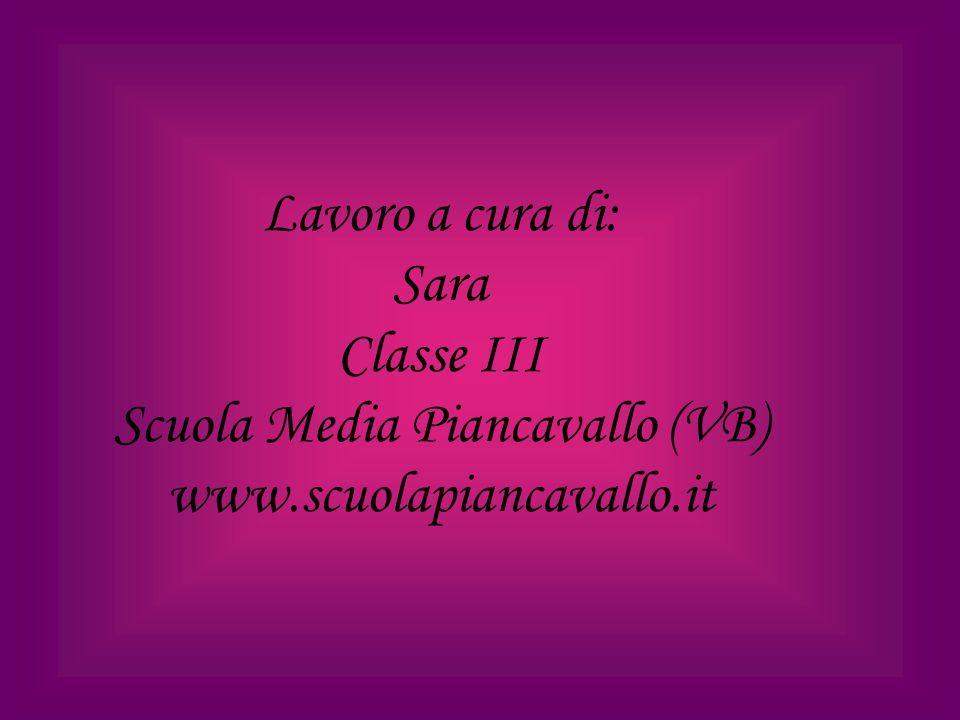 Scuola Media Piancavallo (VB)