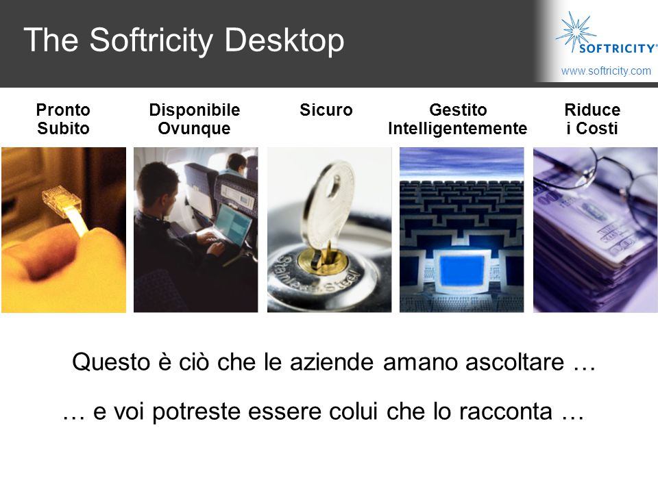 The Softricity Desktop