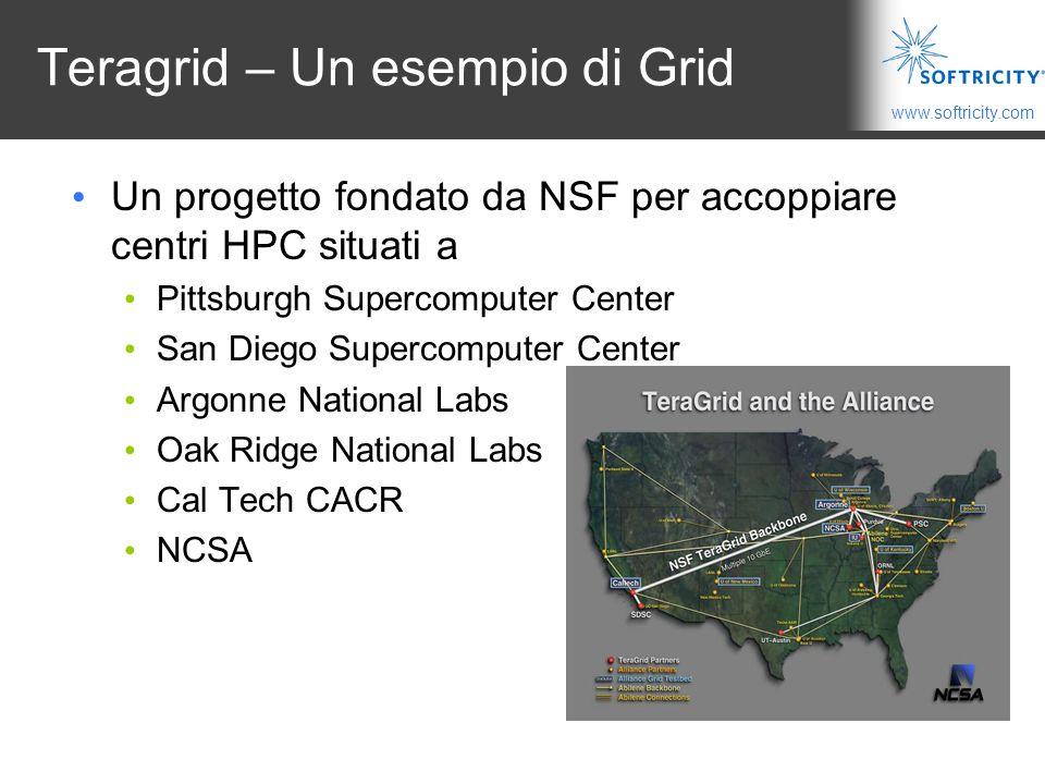 Teragrid – Un esempio di Grid