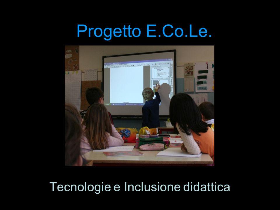 Tecnologie e Inclusione didattica