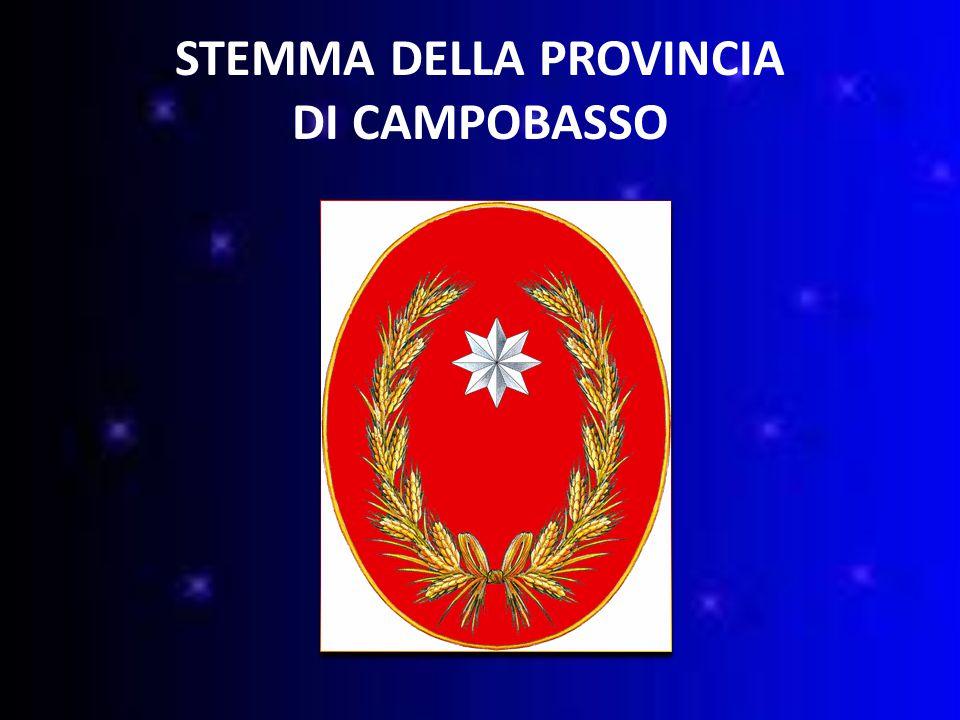 STEMMA DELLA PROVINCIA DI CAMPOBASSO