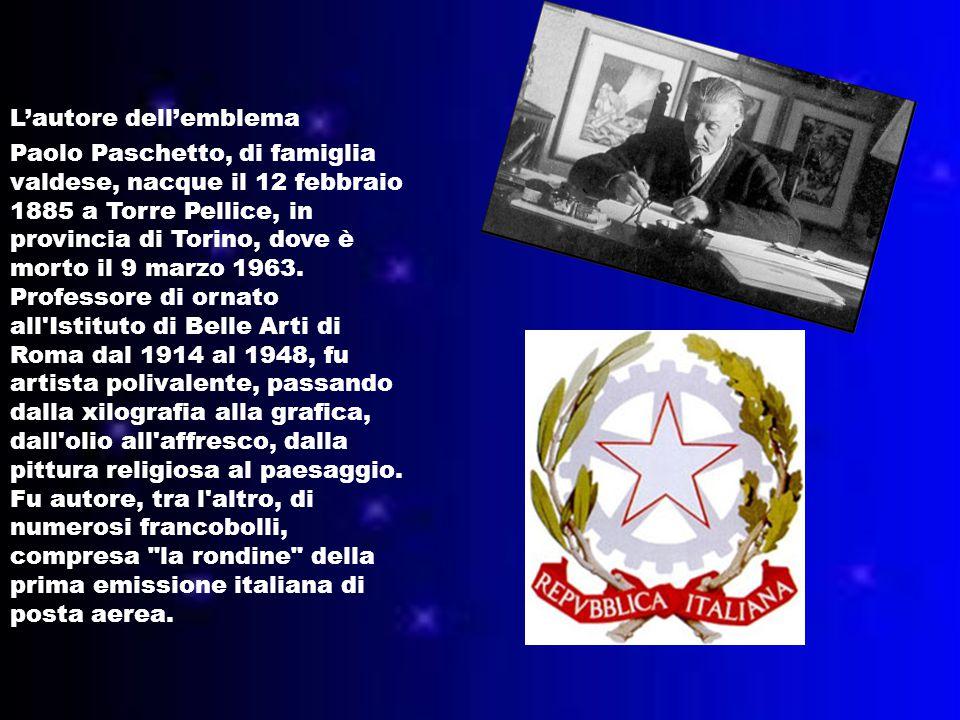 L'autore dell'emblema