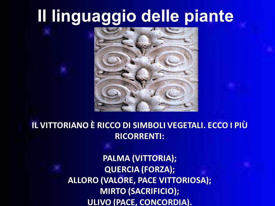 Il linguaggio delle piante