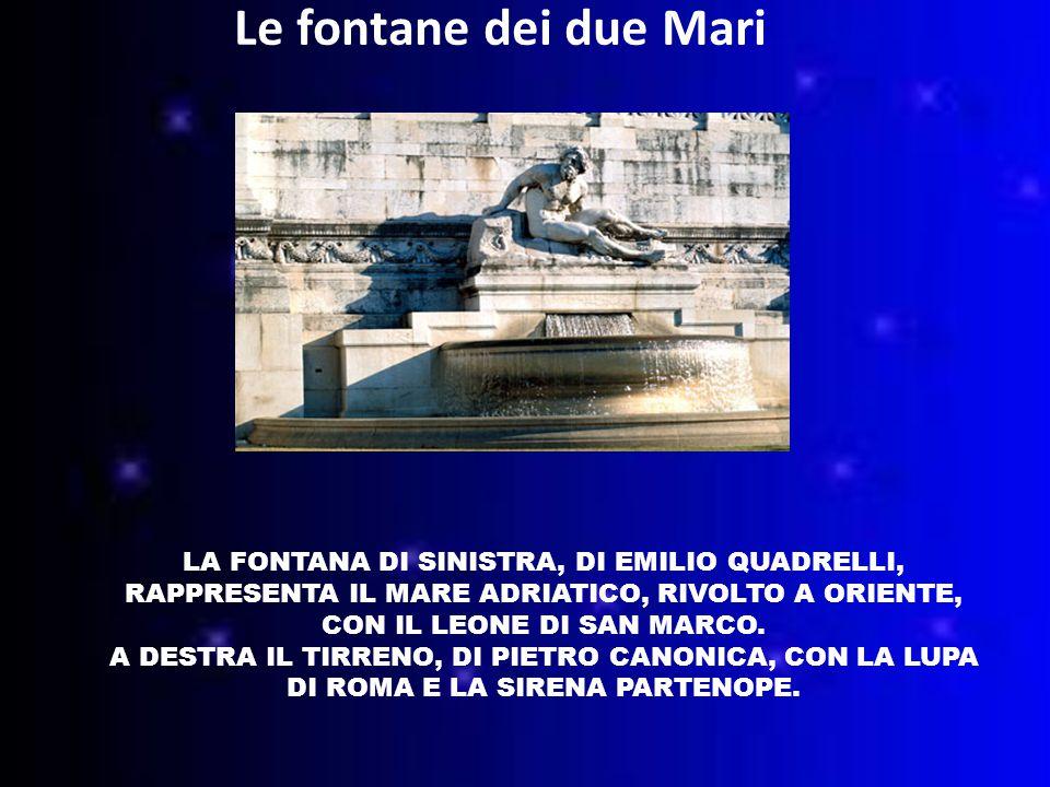Le fontane dei due Mari