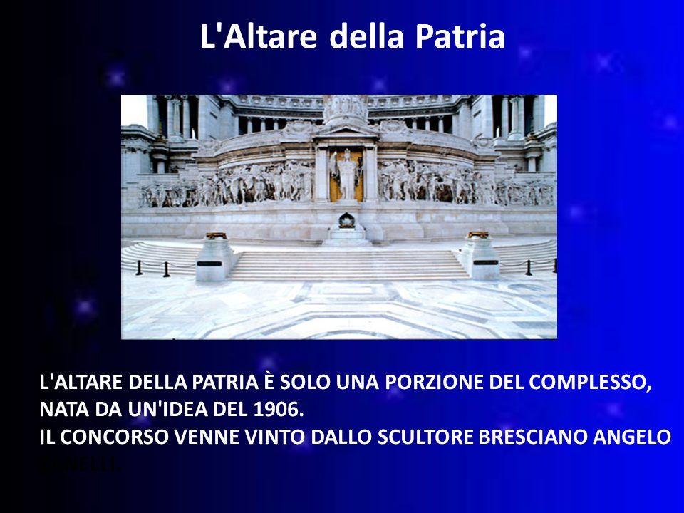 L Altare della Patria