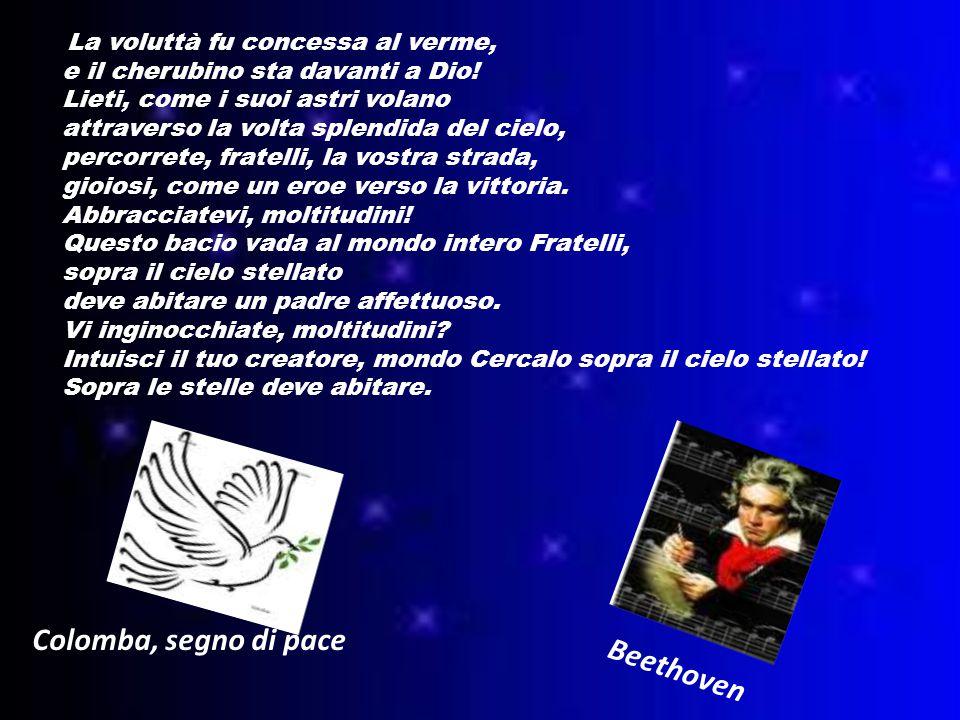 Colomba, segno di pace Beethoven