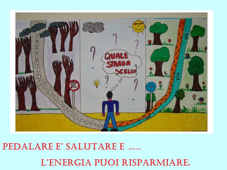 PEDALARE E' SALUTARE E …..