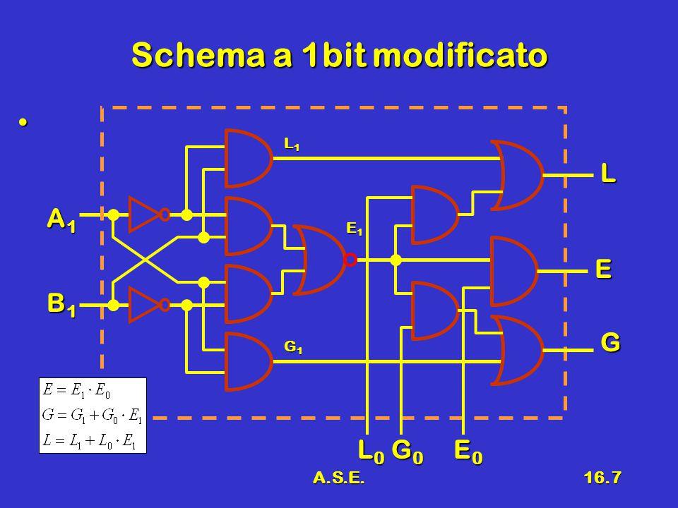 Schema a 1bit modificato