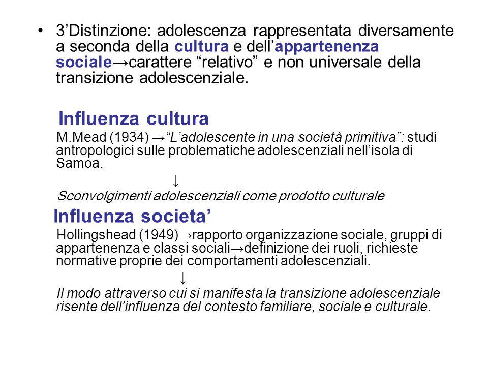 Influenza cultura Influenza societa'