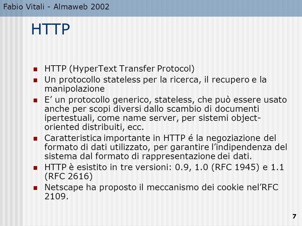 HTTP HTTP (HyperText Transfer Protocol)