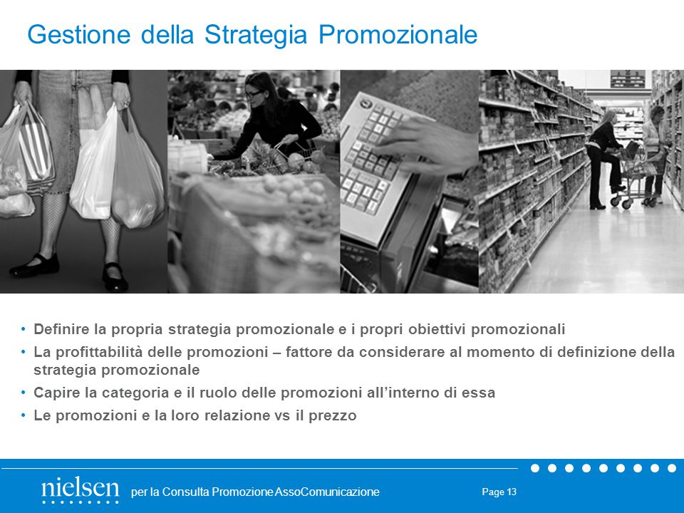 Gestione della Strategia Promozionale
