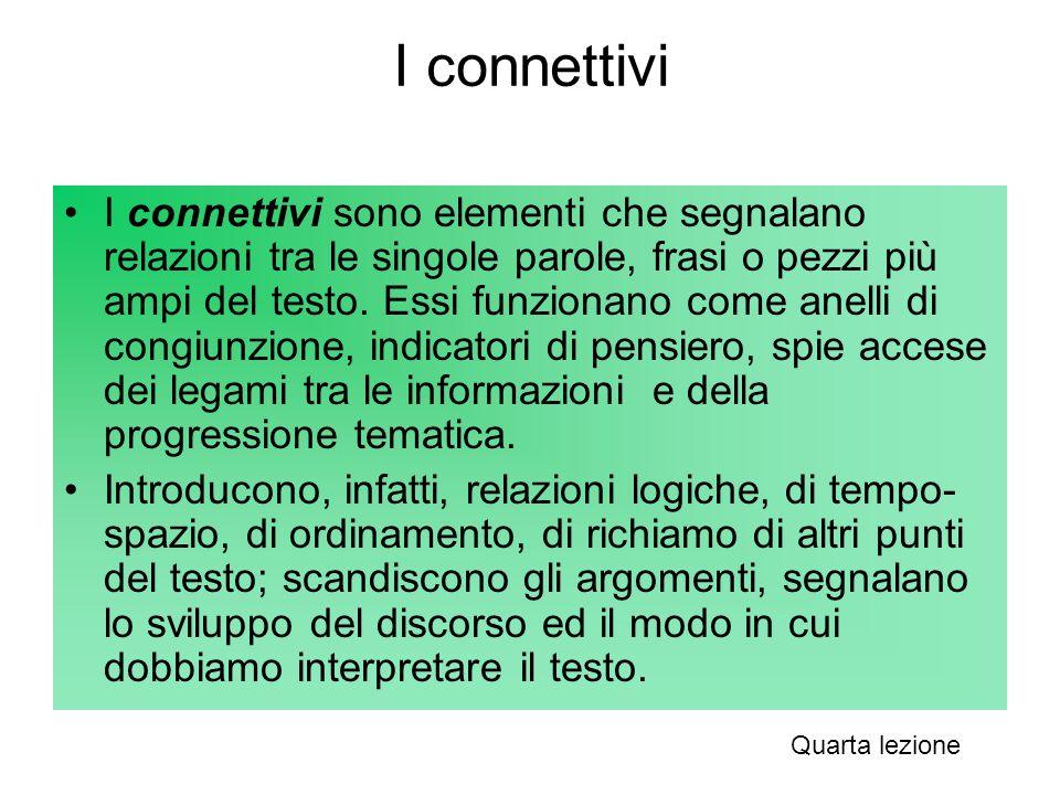 I connettivi